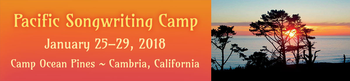 Pacific Songwriting Camp